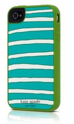 Contour Design Kate Spade Horizontal Stripe Case for iPhone 4 Green 019860 by Contour Design, http://www.amazon.com/dp/B004YKQXVW/ref=cm_sw_r_pi_dp_..fIpb1FP13FM