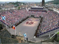 The Edinburgh Military Tattoo is renowned the world over and the organisers turned to Five Square Imagery to produce a variety of 3D visuals (stills and animations) of the new portable stadium and hospitality areas located on the castle esplanade. #3d