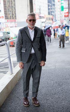 that pants! || Streetstyle Inspiration for Men! #WORMLAND Men's Fashion