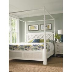 You'll love the Ivory Key Panel Bed at Wayfair - FL