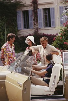 French Holiday (© Slim Aarons)