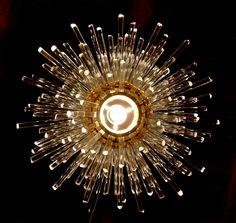 AreaNeo | Friedl Bakalowits Miracle chandelier | Austria / Vienna Mid Century Modern Furniture, Contemporary Furniture, Vintage Home Decor, Vintage Furniture, Crown Drawing, Hacienda Style, Vintage Lighting, Design Art, Mid-century Modern