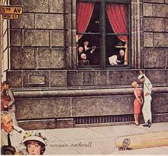 University Club-Norman Rockwell