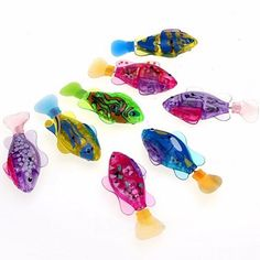Electronic Fish Activated Battery Powered Fish Toy Childen Robotic Pet Holiday Gift can Swims B1 5