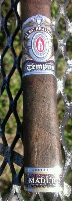 Alec Bradley Tempus Maduro | Alec Bradley Cigars | Pinterest