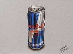 Red Bull is an energy drink sold by Austrian company Red Bull GmbH, created in 1987. Description from imgarcade.com. I searched for this on bing.com/images