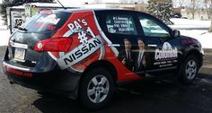 AppleGraphics.com - Philadelphia & Bucks County Custom Vehicle Wraps, Signs and Banners - SUV Wraps