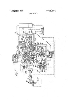 Patent US3808801 - Fuel control system for gas turbine engine