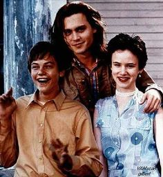 What's Eating Gilbert Grape. All time favorite.