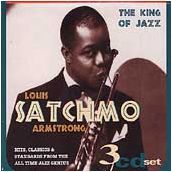 At £9.44  http://www.ebay.co.uk/itm/Louis-Satchmo-Armstrong-King-Jazz-3-Cd-Boxset-Stunnnig-Near-Mint-/261091330812