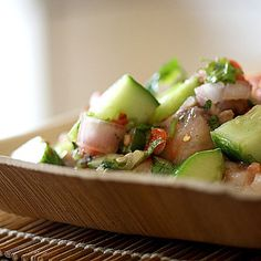 Swordfish Ceviche with an Asian Flair Recipe on Food52 recipe on Food52