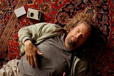 Jeff Bridges abided The Big Lebowski fans and did The Dude proud with a bowled-out first pitch during a Los Angeles Dodgers baseball game. Because The Dude will The Big Lebowski, Big Lebowski Quotes, Jeff Bridges, O Grande Lebowski, El Gran Lebowski, Steve Buscemi, 10 Film, Film Serie, Jim Carrey
