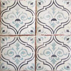 Paris Metro 11 is a unique terracotta tile from our collection of artisan tiles inspired by the Paris Metro. LOVE THIS TILE: Avaliable at Archetecural Ceramics in Baltimore Terra Cotta, Tabarka Tile, Paris Metro, Tile Patterns, Tile Design, Delft, Tile Floor, Hand Painted, Terracotta Tile