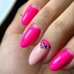 100 Best pink nail design collection