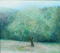 oil on canvas 80/ 90 cm