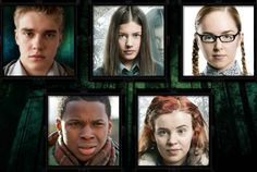 Some of the brilliant cast! Do you think Maddy will return in series 3? #wolfblood