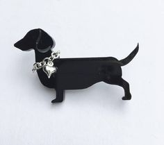 Your place to buy and sell all things handmade Dog Lover Gifts, Dog Lovers, Black French Bulldogs, Dachshund Dog, Dachshunds, Custom Stencils, Beautiful Handmade Cards, Black Labrador, Gifts For Mum