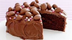 The best Easter chocolate cake recipe from The Australian Women's Weekly
