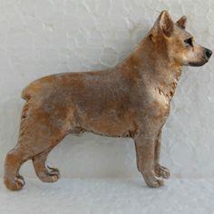 Australian-Stumpy-Tail-Cattle-Dog-Red-Brooch-Dog-Breed-Jewellery-Handpainted