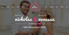 Best Moments - Modern Wedding WordPress Theme