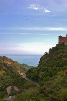Savoca. Sicily