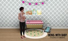 Being With Baby by equiem - Sims 3 Downloads CC Caboodle