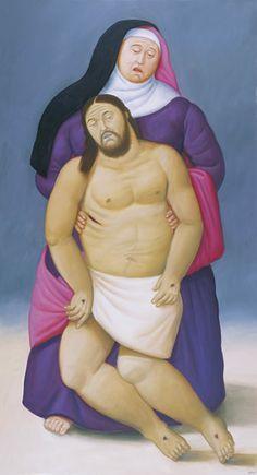 Fernando Botero - Paixão de Cristo
