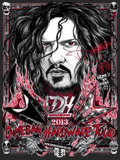 Bad+2+the+Bonez+TOUR-2013+Tour+poster.jpg (1296×1728)