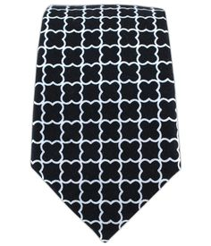Iron Gate - Black (Cotton) | Ties, Bow Ties, and Pocket Squares | The Tie Bar