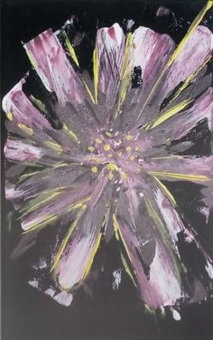 Flower bmin Art Gallery, Abstract, Acrylics, Artwork, Flowers, Painting, Summary, Art Museum, Work Of Art