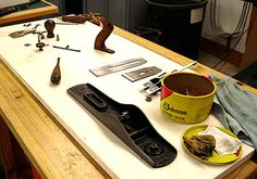 Plane Cleaning 101 by Roy Griggs - Restoring vintage and antique woodworking tools - wkFineTools.com