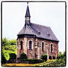 Little Church in Braubach, Germany...