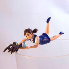 On sale - Falling over Fuchiko (Sukkorobi Fuchiko) - Cup no Fuchiko 4 NAVY