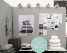 mikmax stand at Maison & Objet Paris 2014 by INTSIGHT
