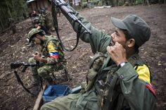 Lo duro es la paz: así viven y se sienten los soldados rasos de las FARC.…