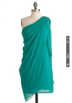Teal It In Dress | Mod Retro Vintage Dresses | | VIA #WEDDINGPINS.NET