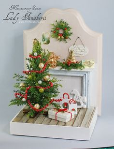 christmas-bookend-scene-miniature