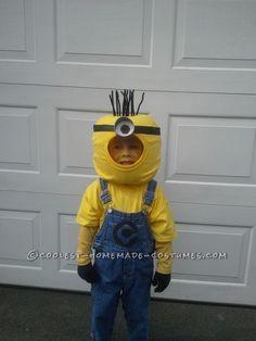 Contest-Winning Minion Halloween Costume - Bee Do Bee Do | Minion ...