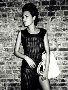 Yasmin Le Bon by Nico for Harper's Bazaar Spain May 2013