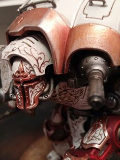 Amazing imperial knight detail