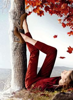 photo by Nathaniel Goldberg: Hermes Fall Winter 2012 campaign