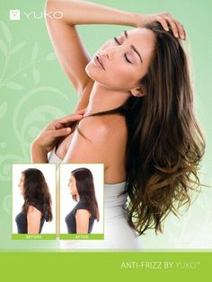 Yuko hair straightening system.