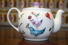 Tetera de porcelana - Vajillas - Casa - 396682