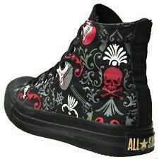 Converse All*Star Gothic High Top.