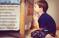 Boa noite! Descanse porque o Senhor está cuidando de tudo!