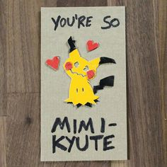 - Arby's makes their own Pokemon Valentine's Day card Arby's sure knows how to work the social media but I don't even mind being played when their work is this good! Thanks to Chozoboy for the heads up! from GoNintendo Video Games Video Game Development, 3 Kids, Quality Time, New Friends, No Time For Me, Video Games, Entertaining, Pokemon Valentines, Day