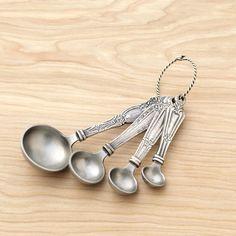 Vintage Measuring Spoons-Vintage Measuring Spoons | World Market