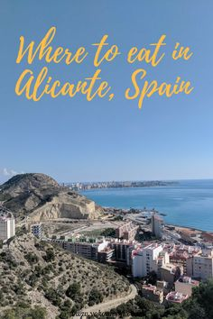 Great places to eat and drink in Alicante, Spain. For city guides and things to do, head to www.yokomeshi.co.uk - your guide to the cities.