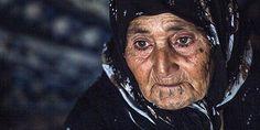 Woman from Kobane