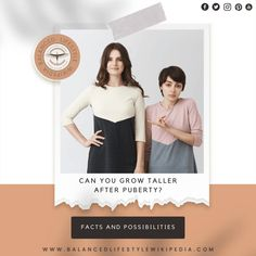 Can You Grow Taller After Puberty? – Facts And Possibilities #growtaller4idiots #growtallerforidiots #gettaller4idiots #growtaller #gettaller #increaseheight #howtogrowtaller #increaseheightnaturally #health #healthy #healthybody #healthylifestyle #healthyliving #healthandhappiness #healthandwellness #healthandwellbeing #balancezthekey #wellness #wellbeing #healthandfitness #healthandnutrition #nutritionalfacts #nutritionaltips #food #nutrition #fruits Get Taller, How To Grow Taller, Health And Wellbeing, Health And Nutrition, Top Fiber Foods, Increase Height, Tone It Up, Make Time, Healthy Lifestyle